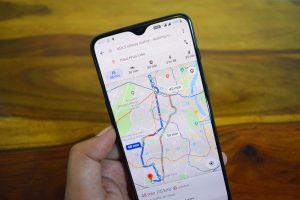 google maps strecke zeichnen